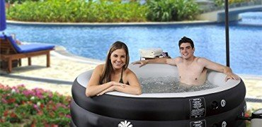 Palm Springs Inflatable Home Pro Classic Jet Spa With Cover